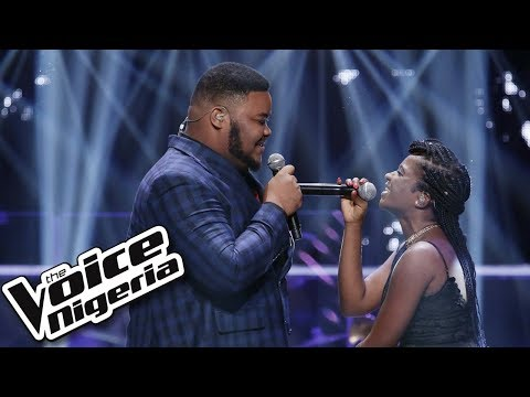 "Precious Vs Grace - ""when A Man Love's A Woman"" / The Battles / The Voice Nigeria Season2"