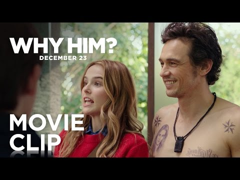 Why Him? (Clip 'Christmas Card')