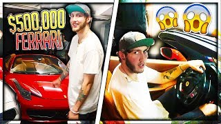 Video Surprising FaZe Banks with a NEW CAR (emotional) MP3, 3GP, MP4, WEBM, AVI, FLV Agustus 2017