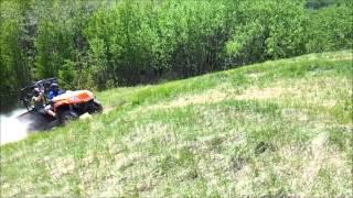 9. Arctic Cat Prowler XTZ 1000 Jump 1