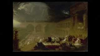 Lecture 10, Handwriting On The Wall: John Martin's Belshazzar's Feast (1820)