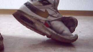 Nike Air Max BW Classics used and trashed 2