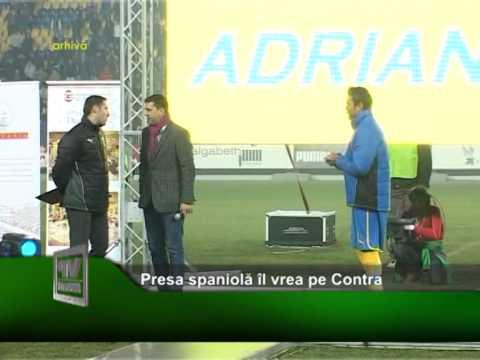 Presa spaniolă îl vrea pe Contra