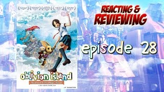 Reacting & Reviewing Episode 28: Oblivion Island Haruka and the Magic Mirror