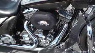 5. 955232 - 2009 Harley Davidson Screamin' Eagle Road Glide CVO - Used Motorcycle For Sale