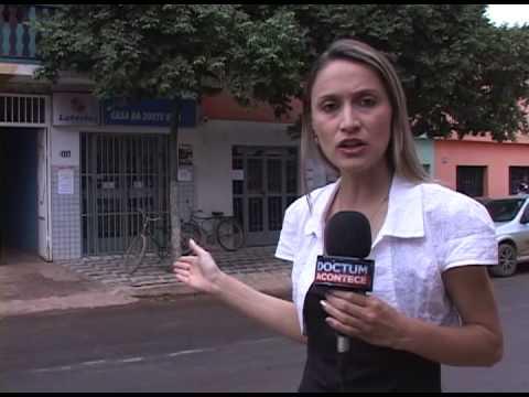 ASSALTO LOTÉRICA SÃO SEBASTIÃO DO ANTA