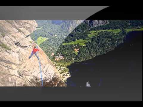 Ünlü dağcı 2 bin 300 metreden yere çakıldı