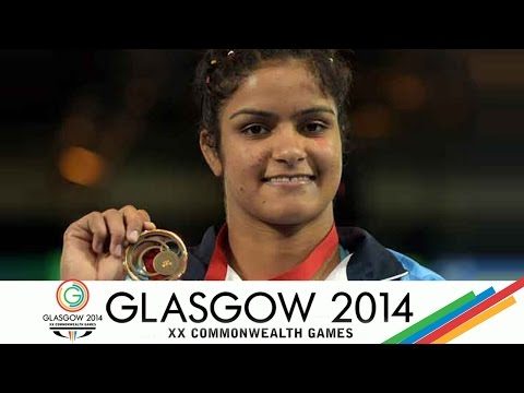 CWG 2014 ,Glasgow Day 7 | Indian Wrestlers Won 4 Silver Medals : TV5 News