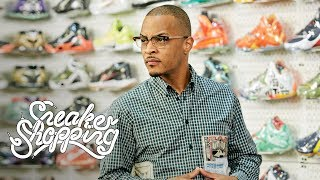 Video T.I. Goes Sneaker Shopping With Complex MP3, 3GP, MP4, WEBM, AVI, FLV Mei 2019