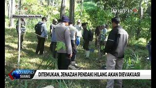 Ditemukan, Jenazah Pendaki Hilang Akan Dievakuasi