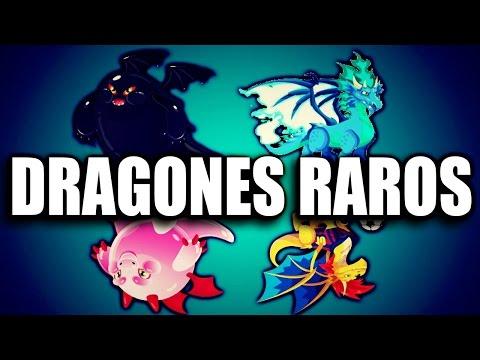 Dragon City Combinaciones de Dragones Seguras