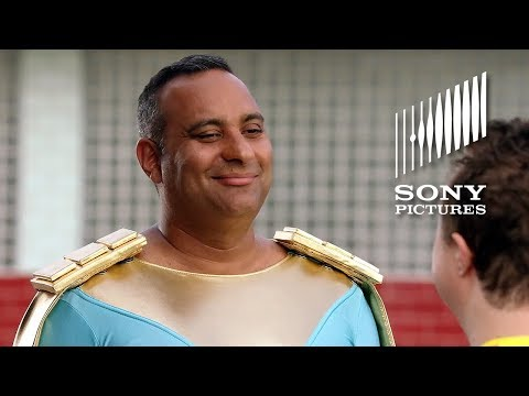 Russell Peters in First Trailer for Comic Convention Comedy