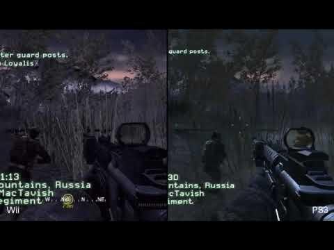 call of duty modern warfare wii 3