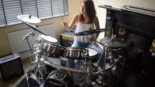 Figure It Out - Royal Blood  - Drum Cover - Ella Hall
