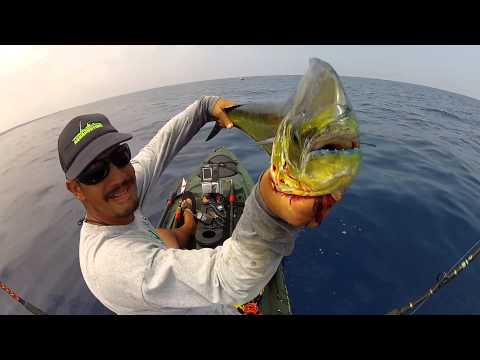 KAYAK FISHING HAWAII – 2012