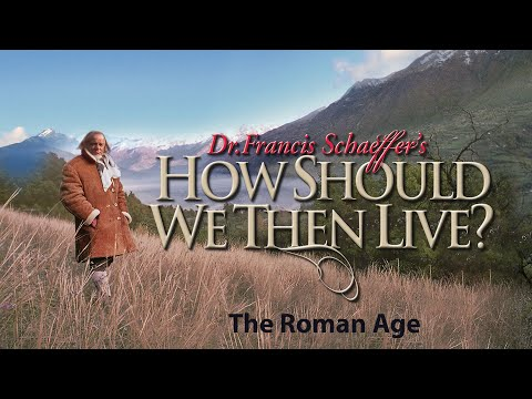 How Should We Then Live | Season 1 | Episode 1 | The Roman Age | Francis Schaeffer | Edith Schaeffer