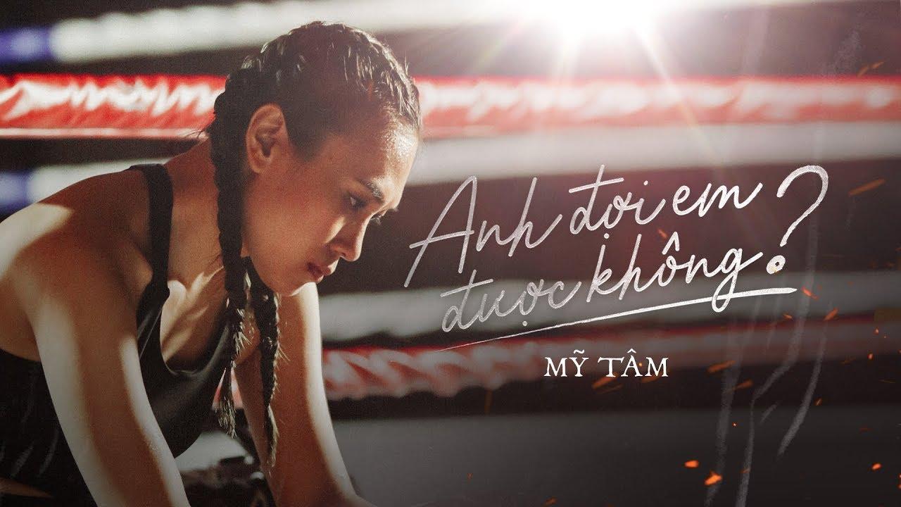 ANH ĐỢI EM ĐƯỢC KHÔNG - MỸ TÂM | OFFICIAL MV - YouTube