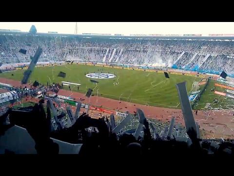 TALLERES vs BELGRANO ( RECIBIMIENTO ALBIAZUL) - La Fiel - Talleres - Argentina - América del Sur