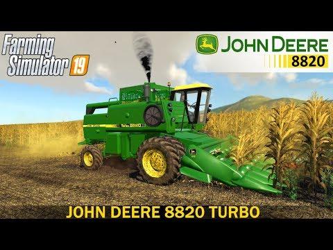 John Deere 8820 Turbo v1.0