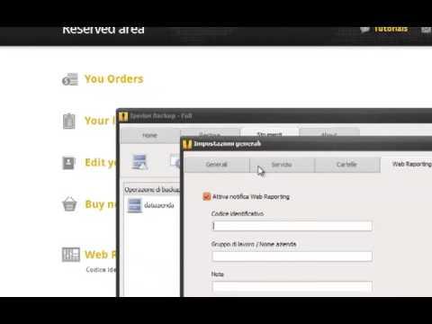 Software di backup freeware in italiano