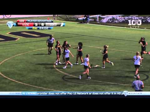 Highlights: Southern Cal vs. Colorado (NCAA Women)