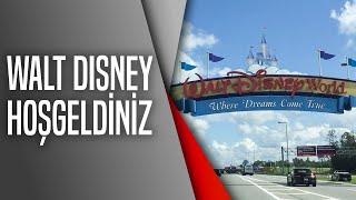 Walt Disney hoşgeldiniz