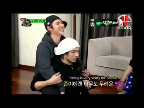 SeungHo MBLAQ laughing (видео)