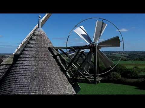 Vidéo visite moulin-bande annonce
