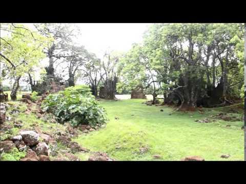 Ruínas de São Lourenço Vídeo 4