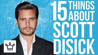 Video 15 Things You Didn't Know About Scott Disick MP3, 3GP, MP4, WEBM, AVI, FLV Oktober 2018