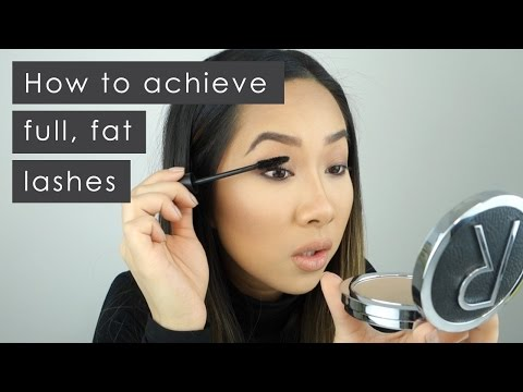 How To Achieve Full Fat Lashes