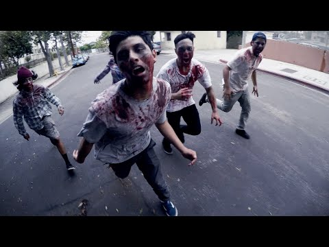 Skater Vs Zombies POV
