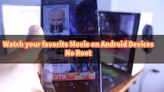 Hi everyone, In this quick tutorial, I am going to show you how you can watch your favorites mouvies and tvshows without root on your android devices using the latest version of showbox !Dont froget to subscribe for more content :).----------------------------------------------------------------------------------------------------------- Download link  : http://www.apkmirror.com/-----------------------------------------------------------------------------------------------------------Paypal Donation(1 dollar or less can be nothing for you but it will certainly help to get new equipment and continue working, so please if you feel that I deserve it don't hesitate and donate and let us grow together )----------------------------------------­­­­­­­­---------------------------------­-­-­-­-­-­-­-­--------------------------­-Facebook : https://www.facebook.com/pr0t3ch/Twitter:https://twitter.com/g33kyworldWebsite :http://www.t3chpro.com/-----------------------------------------------------------------------------------------------------------
