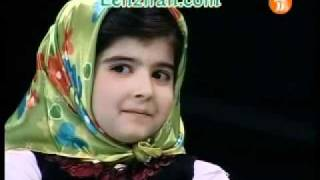 Brilliant  Skill Of Little Iranian Girl Of Memorizing And Reading Persian Poesy