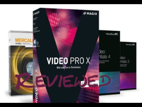 Magix Video Pro X: Reviewed