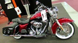 6. 2013 Harley-Davidson Touring Road King Classic - Walkaround - 2013 Montreal Motorcycle Show