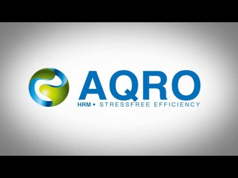 Introduction of AQRO® (Active Qualified Human Resource Organization) HRM Stress-Free Efficiency
