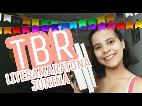 TBR: LITERAMARATONA JUNINA | Livraneios