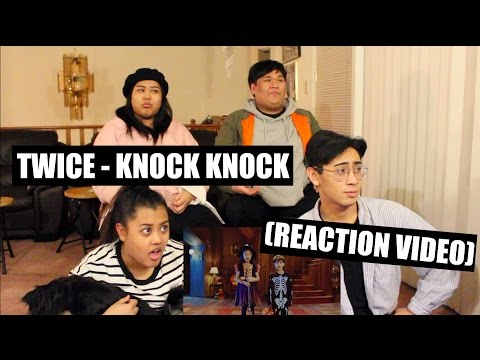 Video TWICE - Knock Knock || Reaction Video download in MP3, 3GP, MP4, WEBM, AVI, FLV February 2017