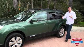 2011 Subaru Outback Review