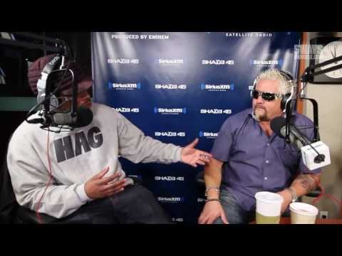 "Guy Fieri Explains ""Guy's Grocery Games"" & Gives Cooking Advice on Sway in the Morning"