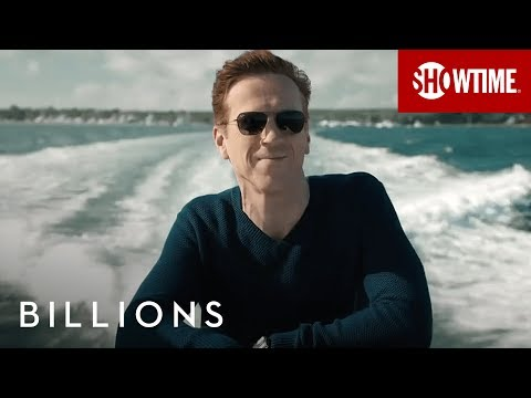 Billions Season 1 (Promo 'Stop at Nothing')