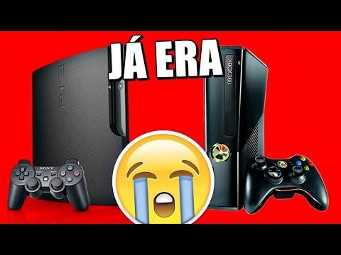 NOTÍCIA RUIM PARA QUEM TEM PS3 E XBOX 360