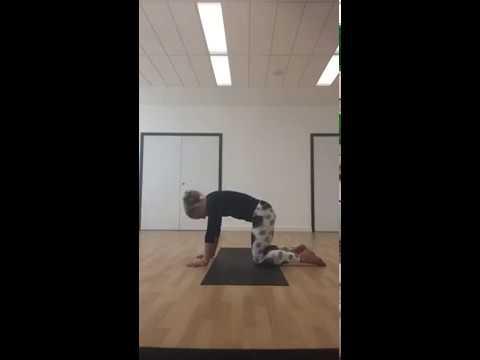 Basic Yoga - Sun Salutations 1
