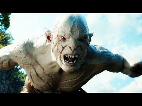 The Hobbit Desolation of Smaug Trailer #3 Official 2013 Movie Sneak Peek [HD] thumbnail