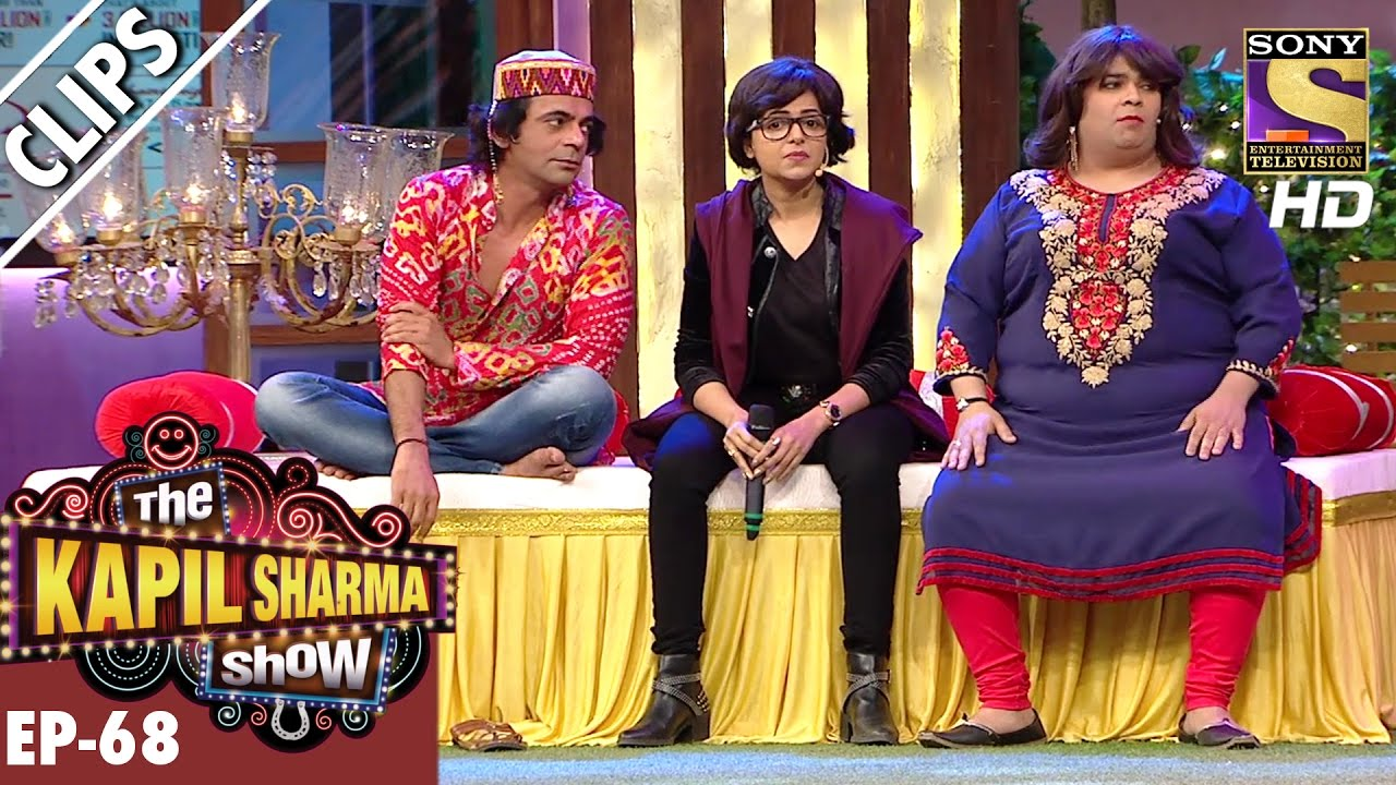 Duplicates of Anu Malik, Farah Khan and Sonu Nigam – The Kapil Sharma Show – 18th Dec 2016