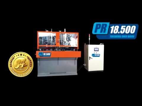 Máquina Tufadeira dois bicos Primata PR18500