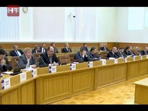 Дума Великого Новгорода сегодня собралась на очередное заседание