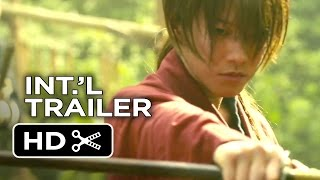 Nonton Rurouni Kenshin: Kyoto Inferno Official UK Trailer #1 (2014) - Japanese Live Action Movie HD Film Subtitle Indonesia Streaming Movie Download