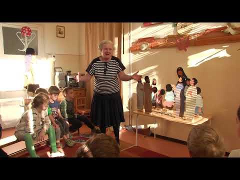 2018-02-19 Csillag Éva hittanórái a Szent Gellért Óvodában - 2018-02-19